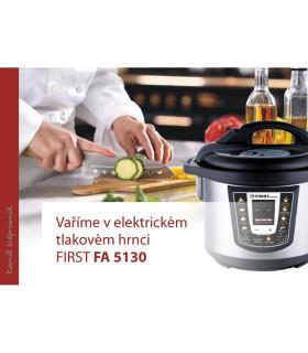 Kuchařka k tlakovému hrnci FIRST FA 5130