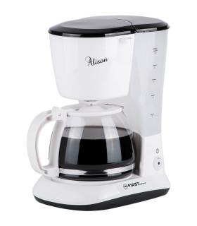 Kávovar pro přípravu kávy či čaje, bílý FIRST FA 5464-1