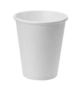 Kelímek papírový bílý EKO  - 200/250ml