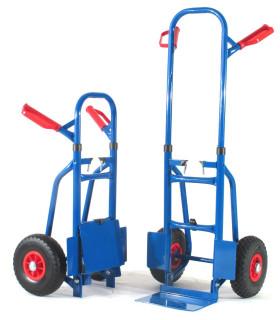 Skládací rudl, 150 kg, ložiska, modrý