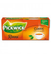 Černý čaj Pickwick Ranní, 25x 1,75 g