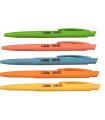 Kuličkové pero Sakota Oily Neon, mix barev