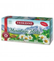 Bylinný čaj Teekanne Mountain Herbs, 20x 1,8 g