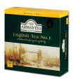 Černý čaj Ahmad English No. 1, 100x 2 g