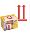 Etikety na zásilky NEKLOPIT 74x100mm 200 ks