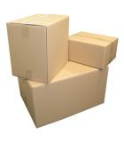 Kartonové krabice a tubusy